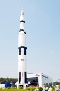 U.S. Rocket Center in Huntsville, AL