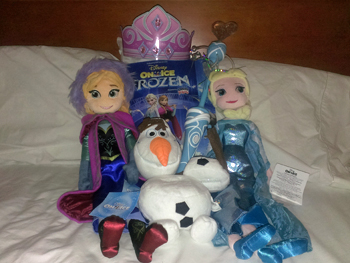 Blog - Disney on Ice Frozen