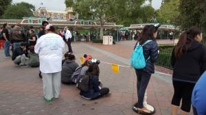 Sorry, folks. Disneyland is closed.