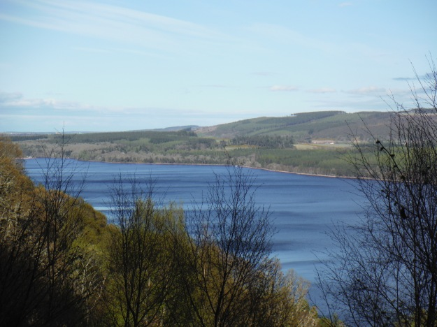 Finally, we couldn't leave the Highlands without a view of Loch Ness. This may be the most famous loch in all of Scotland, but I have to tell you, there are many that are just as scenic. Scotland is a beautiful place full of friendly people. I really hope to get back.