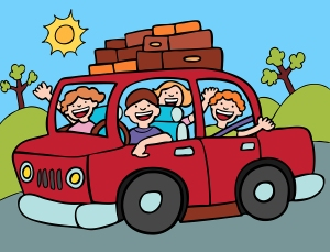 How to Keep Kids Entertained on the Road WITHOUT Technology