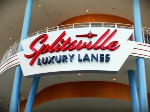 Hot or Rainy Day at Walt Disney World? Looking for something different? Head to Splitsville for some family fun!