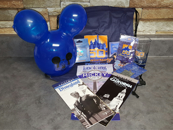 Blog - Disneyland 60 July Prize