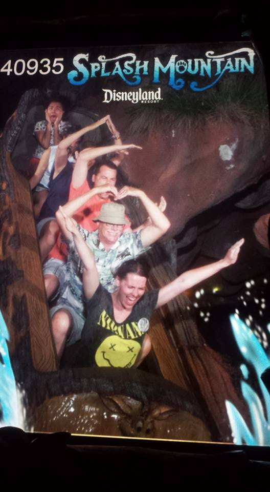 Why can't I think of things like this when I'm on an attraction?!? Of course, I'm not sure which made this photo more, the YMCA in the front or the Home Alone face in the back! Thanks to Alison M. for this photo.
