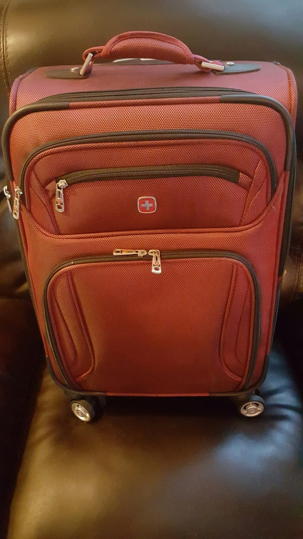 My favorite carryon for getting through airport security quickly.