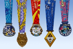 I'm Excited for the Disneyland 10th Anniversary Half Marathon Weekend, Aren't You? (photo courtesy of runDisney)