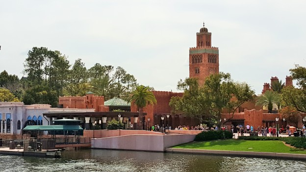 My Favorite Epcot World Showcase Pavilion - Morocco