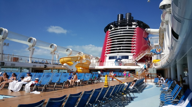 My Top 5 Reasons to Vacation on Disney Cruise Line Over and Over and Over...