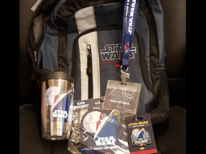 Star Wars Day at Sea Merchandise