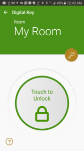 My Cell Phone is My Room Key