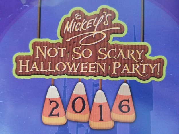 It's Time for Mickey's Not So Scary Halloween Party