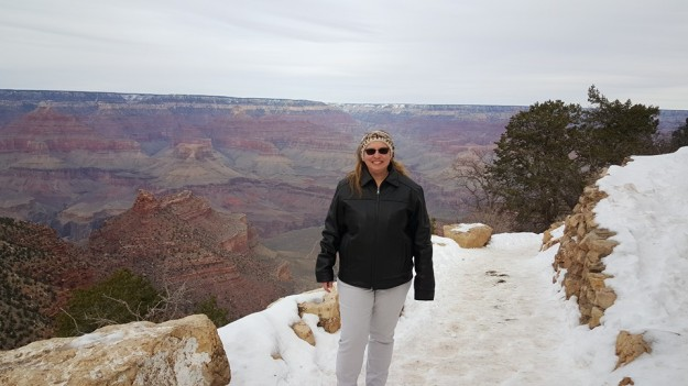 It Snows at the Grand Canyon? Tips for Winter Travel to This Natural Wonder