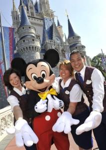 Disney Parks VIP Tour Guides - Photo courtesy of Walt Disney World News, copyright Disney.