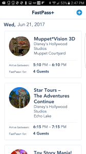 How to Make FastPass+ Reservations for Walt Disney World Resort