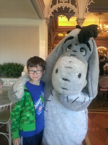 A Kid's Review of Plaza Inn at Disneyland Resort