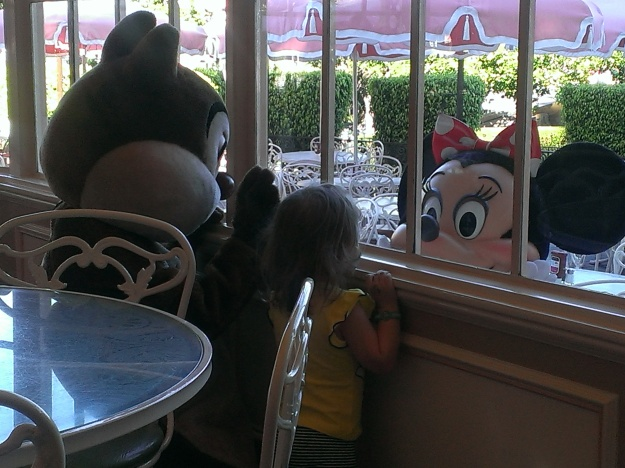 A Kid's Review of Plaza Inn at Disneyland Resort