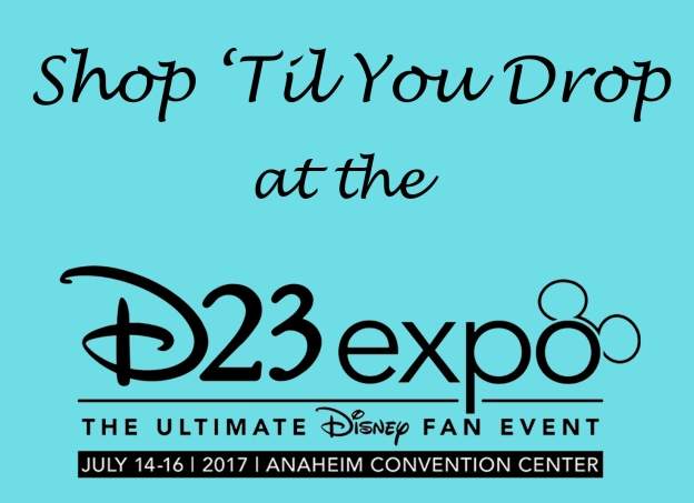 Shop Til You Drop at the D23 Expo 2017