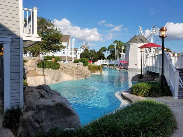 My Son's Picks for Pools for Tweens and Teens at the U.S. Disney Resorts