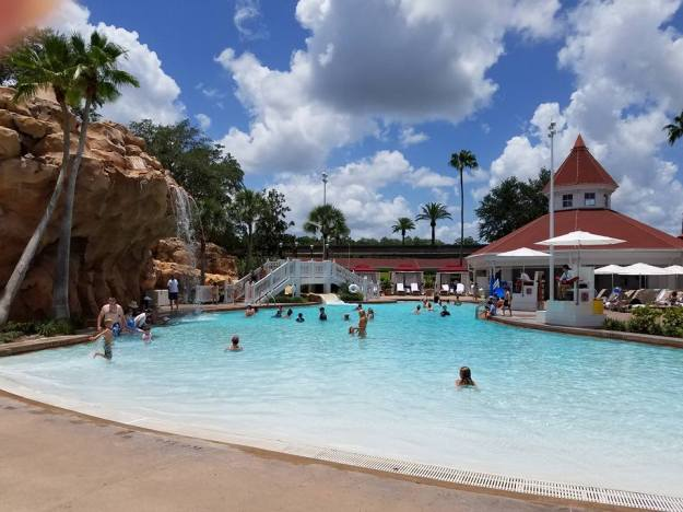 Top Ten Pools for Tweens and Teens at the U.S. Disney Parks