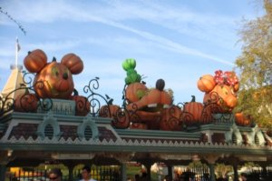 Celebrating Halloween Disney Style - Disneyland Resort