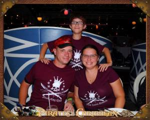 Why do you like Disney cruises so much family